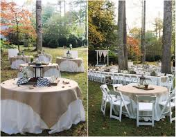 outdoor wedding decorations evening country ideas amys office