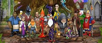 Virtual Worlds Land  Wizard     Play Now