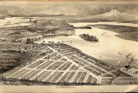 Abigail Carter   Grief  loss  afterlife  psychics  love and     Bird     s eye view of Rainier Beach        Courtesy of Seattle Municipal Archives