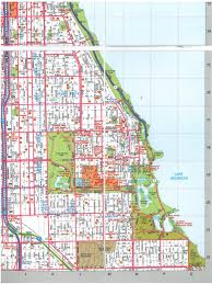 Boystown Chicago Map by Street Map Downtown Chicago Chicago Map