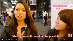 How do Japanese people feel about kissing in public      Japan Today