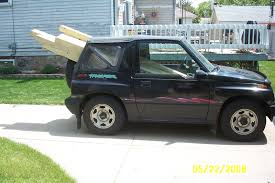 1995 geo tracker geo pinterest 4x4 and cars