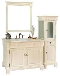 Bathroom Vanities 42 Inch by 42 Inch Single Sink Vanity Wood Traditional Bathroom Vanities