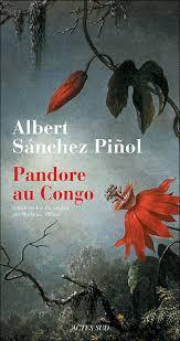 PANDORE AU CONGO (couverture)