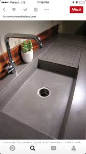 74 best concrete countertops images on pinterest home