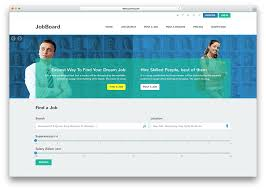 Best Job Sites To Post Resume by Top 10 Html5 Job Board Websites Templates 2016 Colorlib