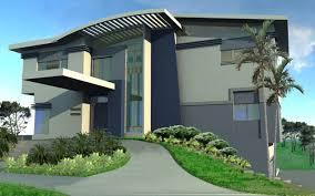 Custom Ultra Modern House Prepossessing Home Designs Home Design - Home designes