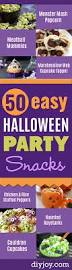 halloween party for teens 50 easy halloween party snacks diy joy