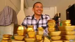 BBC Brasil - Notícias - América do Sul vive nova corrida ao ouro