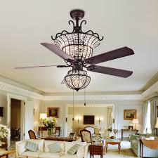 Which Way Should Ceiling Fan Turn Warehouse Of Tiffany Charla 4 Light Crystal 52 Inch Chandelier