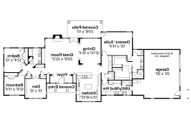 Split Level Ranch Floor Plans by Raised Ranch House Plans 1970