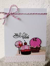 Handmade Farewell Invitation Cards I U0027m Lovin U0027 You Like Candy Stephinka