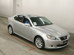 lexus is350 uk import 2009 lexus is350 version japanese used cars auction online