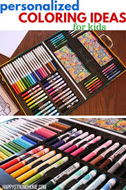 Coloring Ideas by Personalized Coloring Ideas For Kids With Crayola My Way