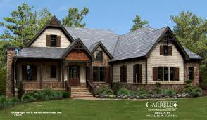 Ranch Home Plans With Pictures Craftsman Home Plans With Walkout Basement House Plans