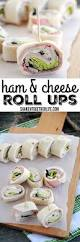 how to prepare a ham for thanksgiving ham u0026 cheese roll ups for lunchboxes u0026 parties