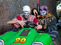 2 day fright fest at six flags great adventure dorney park