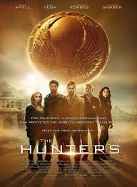 The Hunters  (Cazadores de leyendas)