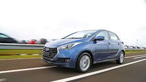 Hyundai HB20 ganha transmissão automática de seis marchas ...