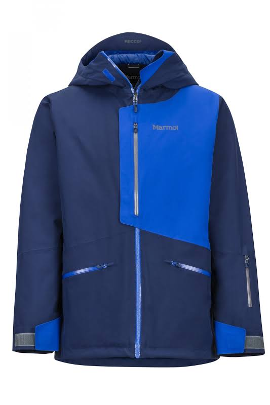 Marmot Androo Jacket Arctic Navy/Surf Large 74720-3892-L