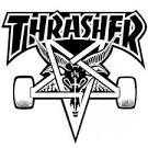 thrasher goat