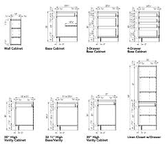 aristokraft construction details and options bathroom cabinet