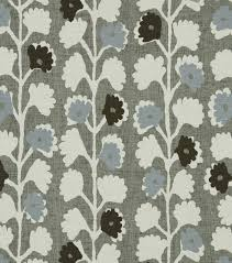 Furniture Upholstery Fabric by Upholstery Fabric Robert Allen Surreal Vines Indigo Joann