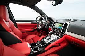 Porsche Cayenne Inside - 2015 porsche cayenne s turbo review