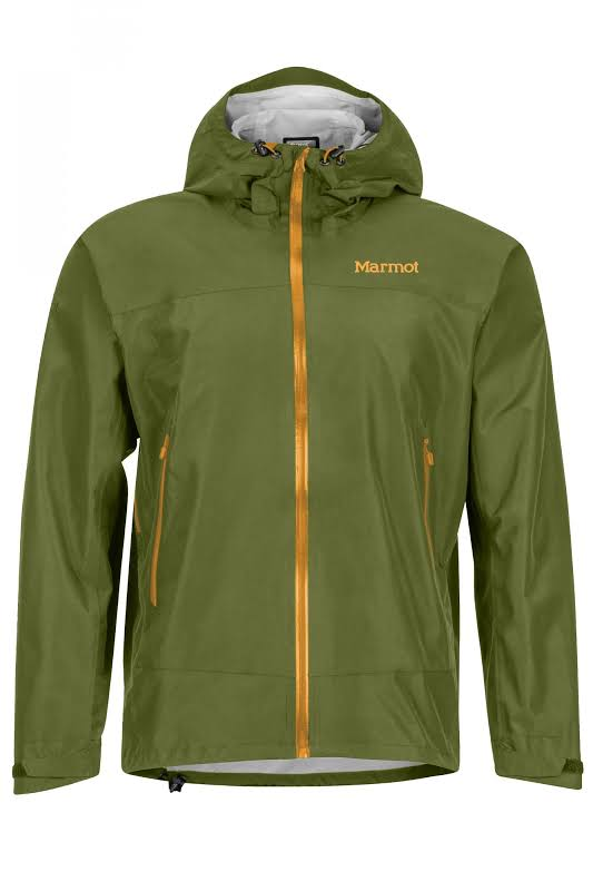 Marmot Eclipse Shell Jacket Tree Green Small 31120-4886-S