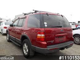 Ford Explorer Roof Rack - used ford explorer from japan car exporter 1110153 giveucar