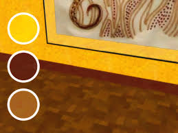 Brown And Yellow Living Room by How To Choose Living Room Colors With Pictures Wikihow