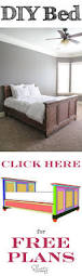 Bedroom Set Plans Woodworking Top 25 Best Diy Queen Bed Frame Ideas On Pinterest Diy Bed
