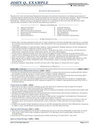 Resume Examples Retail Manager by Small Business Resume Template Resume For Your Job Application