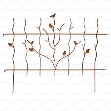 oiseaux en metal design deco jardin oiseau metal vitry sur seine 12 deco