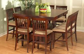 emejing tall dining room tables sets gallery rugoingmyway us