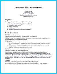 Resume That Gets The Job by If You Are An Architect And You Want To Make A Proposal For Your