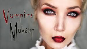 seductive vampire makeup tutorial halloween 2015 youtube