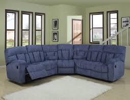 Small Sofa Sectional by Furniture Reclining Sectional Sofas For Small Spaces Reclining
