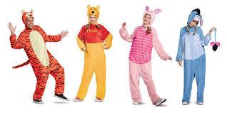 Winnie Pooh Dog Halloween Costume 27 Group Halloween Costumes 2017 Fun Group Costume