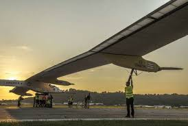 <b>Solar Impulse</b> Team Prepares For Washington-New York Flight <b>...</b>