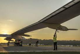 <b>Solar Impulse</b> Team Prepares For Washington-New York Flight <b>...</b>