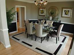 dining room new innovative decor dining room with wall mirrors