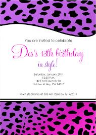 Free Printable Birthday Invitation Cards With Photo Girls Birthday Invitations U2013 Gangcraft Net