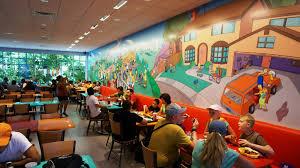 Orlando Universal Studios Map by Simpsons Fast Food Blvd U2013 Menus U0026 Photos