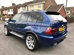 Bmw X5 E53 - 2006 bmw x5 e53 blue performance special edition px welcome in