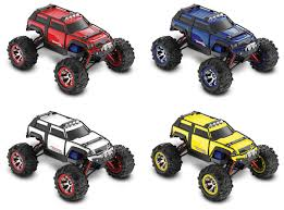 bigfoot summit monster truck traxxas summit 1 16 scale vxl ripit rc