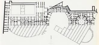 136 trajan 98ad to 193ad severan dynasty cut away axonometric