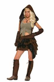 spirit halloween game of thrones rogue warrior medieval costume mr costumes