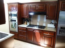 Kitchen Cabinets Mahogany Refinished Mahogany Kitchen Hausslers Kitchens Cabinet