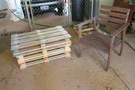 Patio Furniture Wood Pallets - how to construct an outdoor wooden pallet couch pallet idea